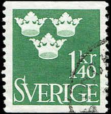 Scott # 397 - 1948 - ' Three Crowns '