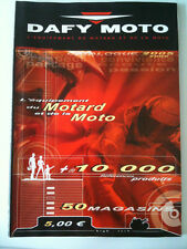 Catalogue DAFY MOTO 2005/2006 + 10 000 références