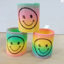 Fashion DIY Smile Rainbow Circle Magic Children Intelligence Development Toys CN