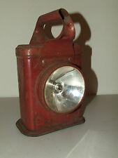 Vintage 1930's Niagara No. 6 Focusing Electric Lantern - Niagara Searchlight Co.