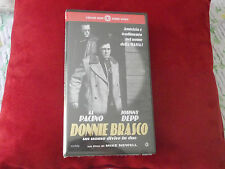 Donnie Brasco (1997) VHS  di Mike Newell