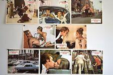 ON S'FAIT LA VALISE DOCTEUR, 1972, BOGDANOVITCH, STREISAND, O'NEIL, jeu A 8 phot