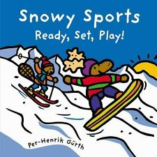 Snowy Sports: Ready, Set, Play! c2009 VGC HC, We Combine Shipping
