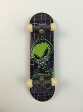Tech Deck Blind Skateboards Green Grimm Reaper 96mm Mini Skateboard
