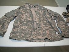 US ARMY COMBAT UNIFORM COAT  FLAME RESISTANT LARGE REGULAR Para-Aramid