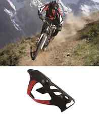 Full Carbon Bicycle Bike MTB 3T Water Bottle Cage Holder Silver/Red Sports