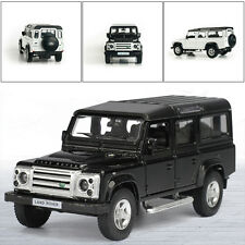 1:36 RMZ City Land Rover Defender Scale Diecast Die Cast Model Pull Back Car
