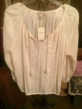 Lucky Brand Women's Top Size Large NWT