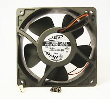 120mm 38mm New Metal Case Fan 12V DC 120CFM PC Cooling CPU 2 Wire Ball Brgs 326*