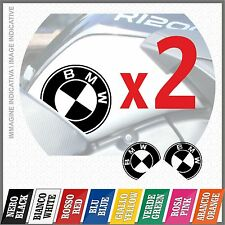 2x BMW Black R1200GS ADV 08-12 Fianco Serbatoio ADESIVI PEGATINA STICKERS