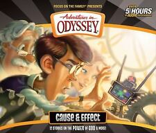 Cause & Effect: 12 Stories on the Power of God & More Adventures in Odyssey, Vo
