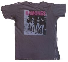 Rare Bravado VINTAGE Official THE RAMONES Merchandise Rock Star ViP T-Shirt g.XL