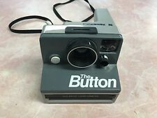 Vintage Polaroid The Button Land Camera!