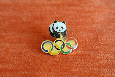 12209 PIN'S PINS OURS PANDA JO JEUX OLYMPIQUES