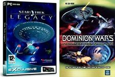 Dominion Wars Star Trek Deep Space Nine & star trek legacy