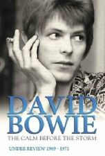 David Bowie - The Calm Before The Storm NEW DVD