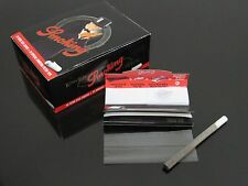 1Box Smoking Ultra-thin De Luxe 110*45mm King Size Filter Tips Rolling Paper #26