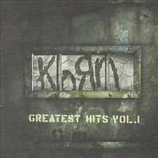 Greatest Hits, Vol. 1 [Clean] [Edited] by Korn (CD, Oct-2004, 2 Discs, Epic (US…