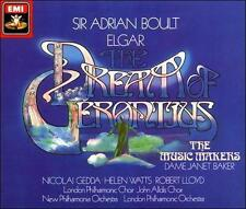 Elgar: The Dream of Gerontius, The Music Makers:  Ex-library - Disc Only No Case