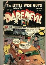 Daredevil #104-1953  Daredevil Comics Little Wise Guys / Biro