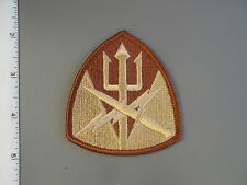 2003 U.S. Army Joint Forces Command (SOC) TIOH sample desert patch by Best, new