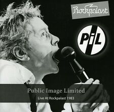 Rockpalast Live 1983 - Public Image Ltd. (2012, CD NEUF)