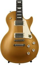 Gibson Les Paul Tribute 2017 T - Satin Gold Top Solidbody Electric Guitar