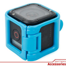 Frame Protective Case Mount Shockproof For Go pro Hero 4 Session - Blue