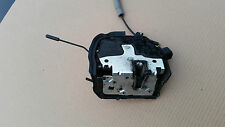 BMW E46 Coupe Convertible Passenger Left NS Door Lock Actuator Mechanism 2001-06