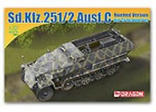Dragon 7308 1/72 WWII German SdKfz. 251/2  Ausf.C Mortar Carrier