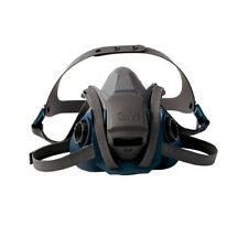 3M 6503QL Rugged Comfort Quick Latch Half Facepiece Reusable Respirator- Large