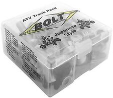 Bolt Kit Bolts Fasteners Hardware Japanese ATVs YFZ450 TRX450R LTR450