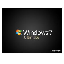 Windows 7 Ultimate 64 Bit o. 32 Bit Lizenzkey 24/7 Versand ESD Sofortversand