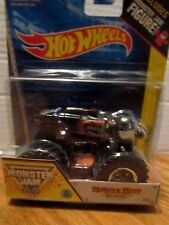 MONSTER MUTT ROTTWEILER Hot Wheels MONSTER JAM with Monster Jam FIGURE