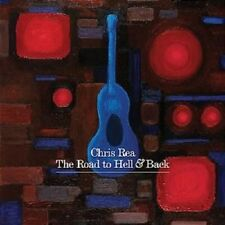 "CHRIS REA ""THE ROAD TO HELL AND BACK"" CD NEUWARE!"