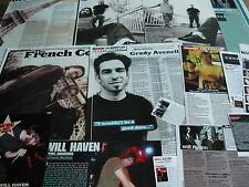 WILL HAVEN - MAGAZINE CUTTINGS COLLECTION (REF Z)