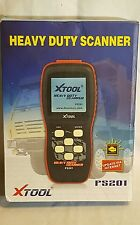 Xtool PS201 Heavy Duty for Diesel and Gasoline Engine OBD2 Scanner
