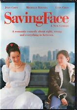 Saving Face (DVD, 2005) Joan Chen, Michelle Krusiec