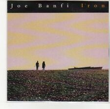 (DL921) Joe Banfi, Iron EP - 2012 DJ CD