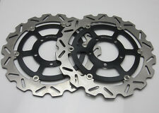 FRONT BRAKE DISC ROTOR FOR ZZR1400 ZX 1400 ZX-14R 06-11 FRONT BRAKE DISC