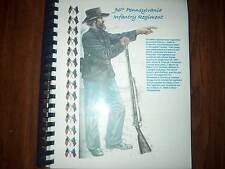 Civil War History of the 96th Pennsylvania Infantry Regiment