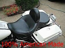Harley Davidson STREET GLIDE Driver Backrest Quick Release Adjustable F/B
