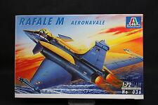 XY078 ITALERI 1/72 maquette avion 036 Rafale M Aeronavale 1994 France
