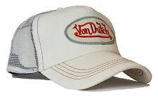 De van Dutch Mesh Trucker base cap [Denim White] gorra sombrero gorra ha basecap