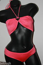 Pistol Panties ~ BRITT ~ bikini set BNWT UK 12 Medium pink
