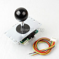 Arcade Parts Competition 4/8 Way Sanwa Original JLF-TP-8YT Joystick Video Games