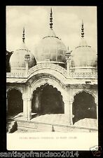 INDIA 131-Delhi -Pearl Mosque (Interior) in Fort