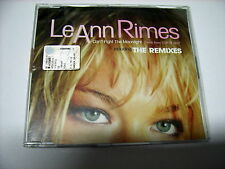 LeAnn Rimes - Can't Fight The Moonlight (The Remixes) - CD Maxi-Single