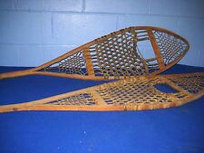 VINTAGE PAIR-THE NORWAY SNOWSHOES - CABIN DECOR