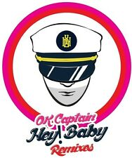 Ok Captain - Hey! Baby [New CD] Manufactured On Demand, Remixes